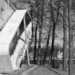 Oliver Mang Architekten - Wassersportzentrum Rudern und Kanu des TIB